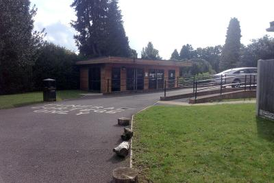 Solihull Robin Hood Crematorium Waiting Room